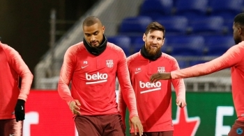 Messi made me want to quit football – Boateng